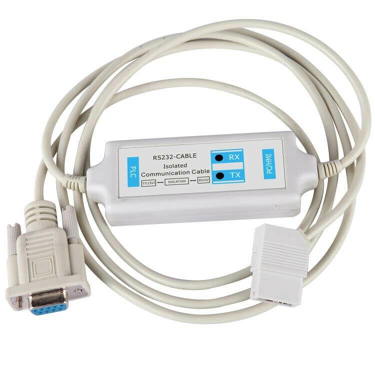 RS232 programozó és kommunikációs kábel